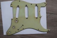 '59  62 Fender Stratocaster Pickguard SSS Mint Green 60 61 1962 relic Aged USA