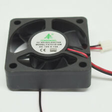 Brushless DC Cooling Fan 50x50x15mm 5015 7 blades 12V 0.13A 2pin Connector (US)