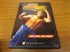 Hip Hop Abs Hips, Buns, and Thighs DVD Beachbody Excellent Free Shipping!