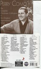 PERRY COMO - COMPLETE CHRISTMAS COLLECTION (4CD 2011)^SEALED  READERS DIGEST