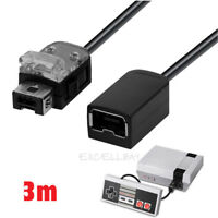 New 3m/9.8FT Wired Extension Cable Cord For Nintendo Classic Mini NES Controller