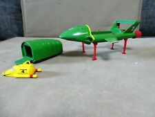 More details for matchbox thunderbird 2 with legs and pod containing thunderbird 4