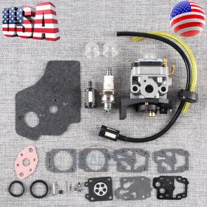 New 4 Stroke Carburetor For Honda FG110 Tiller FG110K1 RotoTiller GX25 25CC GX35