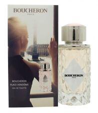 BOUCHERON PLACE VENDOME EAU DE TOILETTE 50ML SPRAY - WOMEN'S FOR HER. NEW