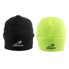 Headsweats Reversable Thermal Skully Cap H/s Skully Thermal Reversable Bk/yl
