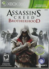 Assassin''s Creed: Brotherhood Xbox 360 New Xbox 360