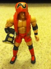 TNA AJ STYLES EXCLUSIVE FIGURE FROM MARVEL TOYS WITH FREE TITLE BELT