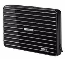 Porsche Rimowa Laptop iPad Notebook Case Travel Black  Robust Lightweight