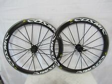 Mavic Cosmic SR Wheelset 700c Clincher Shimano/Sram 10/11s With Skewers