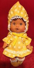 1984 Vintage Kenner Strawberry Shortcake Berry Baby Orange Blossom Doll