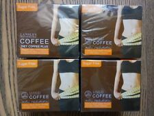 4 Boxes Beauty Buffet Lansley Coffee Beauty Well-being Slimming Coffee