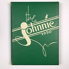 1950 St Johns Lutheran College Yearbook  Winfield KS JOHNNIE 1950s Fashions 50s