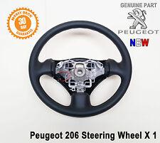 Peugeot 206 206SW 206CC Steering Wheel Brand New 9644116477 Original Genuine