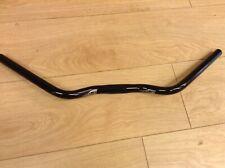 XLC Bike MTB Matt Black HB-M04 Alloy Riser Handlebars 25.4mm or 31.8mm Available