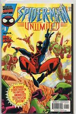 Spider-Man Unlimited #1 Unread 1st Print Issue ANIMATED SERIES HTF