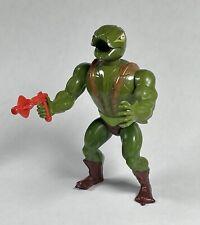 Kobra Khan 100% Complete He-Man Masters of the Universe Vintage MOTU 1984 Mattel