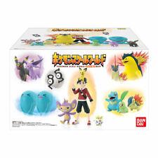 Bandai Pokemon Scale World Johto Region Set (CANDY TOY)