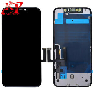 For iPhone XR LCD Display Touch Screen Digitizer Assembly Replacement Back Plate
