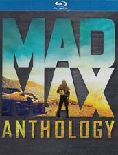 MAD MAX ANTHOLOGY (BLU-RAY) (BOXSET) (BLU-RAY)