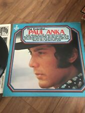 Paul Anka/ The Essential/ Buddah Bds 5667-2 Lp