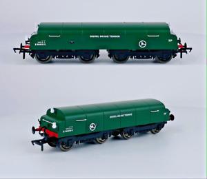 DAPOL 00 GAUGE - HM014 - DIESEL BRAKE TENDER BR GREEN B964039 - NEW