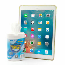 Touch Screen Wipes / LCD Cleaning Cloths For Apple iPad Tablet (All Models)