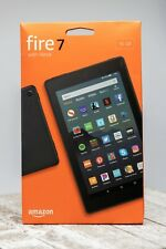Amazon Kindle Fire 7 Tablet 7 Display 16 GB Black 9th Gen...