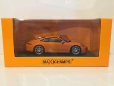 Maxichamps 940060221 Porsche 911 Carrera S 2012 Orange 1:43 OFFER