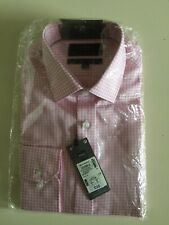 Mens Mark And Spencer Longsleeve Tshirt ISize 14.5 And 18 BNIP