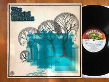 The Crystal Mansion PROMO LP 1972 Psych Rock VG+ Rare Earth R540L DJ