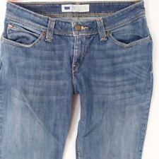 Femme Levis Bold Curve Skinny Stretch Blue Jeans W30 L30 UK Taille 10