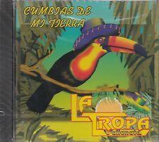 La Tropa Vallenata Cumbias De Mi Tierra CD New Sealed