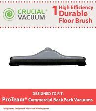 Janitorial Heavy Duty 1 1/2 inch Vacuum Floor Brush Tool, Part # 100144