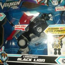 2017 VOLTRON LEGENDARY DEFENDER BLACK LION ACTION FIGURE 11 INCH BRAND NEW