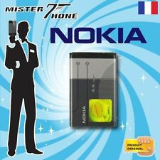BATTERIE NEUVE ORIGINE NOKIA BL5C BL-5C 2700 2730 3100 ORIGINAL BATTERY AKKU
