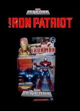 "Marvel Legends Iron Man Series Monger Wave: PATRIOT Dark Avengers ML 6"" Figure"