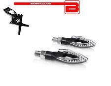 BARRACUDA Portatarga + 2 Frecce FRECCIA a LED per Ducati 848 - 1098 - 1198