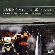 Vol. 2-Musica De Los Dioses CD