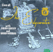 Live at the Edgewater by Jimmy Dorsey (CD, Nov-1998, Jerden)