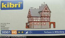 kibri H0 38901 Torhaus in Miltenberg, Bausatz, Neu