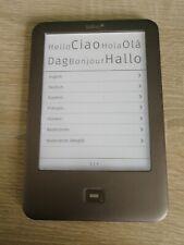 Tolino Shine, Ebook Reader