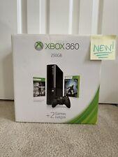 Microsoft Xbox 360 S 250 GB Black Console