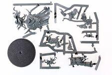Warhammer 40k Death Guard Lord of Contagion miniature on sprue