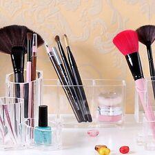 Acrylic Jewelry Makeup Cosmetic Organizer Case Display Holder Drawer Box Storage