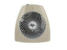Vornado MVH 1500-Watt Whole Room Vortex Electronic Portable Fan Heater - Tan