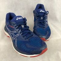 Asics Mens Gel Nimbus 20 Running Shoes Blue T800N Lace Up Low Top Sneakers 11 M