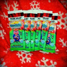 (6) 2020 Topps GARBABE PAIL KIDS CHROME Series 3 Fat Packs NEW Auto? Hot Pack?