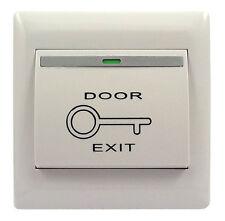 eléctrico ABREPUERTAS botón interruptor Motorización de portal también para Apto