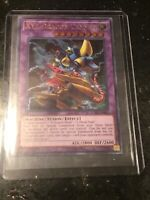 Yugioh - XYZ-Dragon Cannon - LCKC-EN061 - Ultra Rare - 1st Edition - Mint