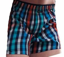 Jockey Cotton Checked Singlepack Underwear for Men